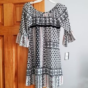 ❌SOLD❌ ⭐NWT⭐ Boho Dress